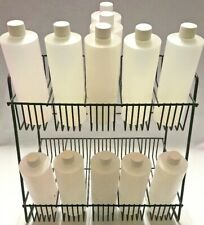 Metal Display Stand or Holder For 16 Ounce Plastic Bottles GMR-005 Free Shipping
