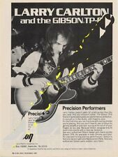 Larry Carlton Downbeat Trade Press Advert TRANSPARENT