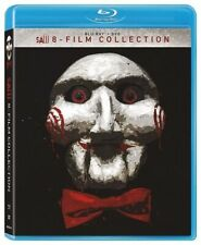 SAW - 8-FILM COLLECTION NEW BLURAY
