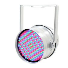 Equinoccio Pulido LED Par 64 RGB DJ Escenario Iluminación par puede Spotlight