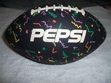 Vtg Promotional Pepsi Confetti Rawlings Football Rare Retro Soda Advertising