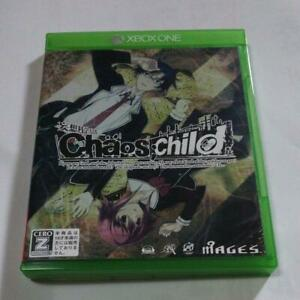 Used Xbox One CHAOS;CHILD from Japan micro soft games Anime