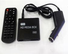 REDAMIGO 1080P MINI Media Player Car HDD Multi Media Video Player HDMI AV USB