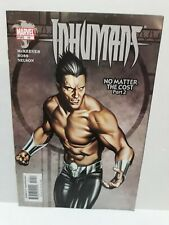 Inhumans (2003 Series) #10 April 2004 Marvel GREAT CONDITION ~FREE SHIPPING~