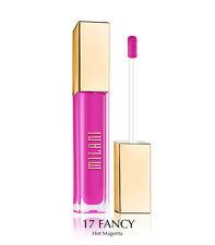 MILANI Amore ( 17 FANCY ) Velvety Matte Lip Creme - Lipstick, Hot Pink, VEGAN