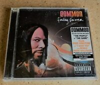 FACTORY SEALED! Finding Forever [PA] by Common (CD, Jul-2007, Geffen)