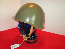 MILITARY RUSSIAN ARMY PARATROOPER HELMET/CZECH POST WW11