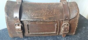 Remarkable Triumph vintage tool bag with tools. 1911