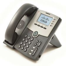 Cisco SPA504G 4-Line IP Phone with 2-Port Switch, PoE & LCD Display