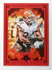 2015 Gridiron Kings Framed Red #29 Isaiah Crowell - NM-MT