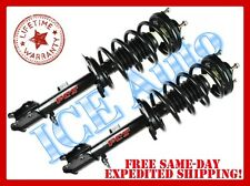 FITS 1998-2002 Forester 2.5 FCS Complete Loaded REAR Struts & Coil Assembly