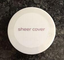 SHEER COVER CONCEAL & BRIGHTEN TRIO LIGHT/MEDIUM 3.7G FULL SIZE ~ CONCEALER~