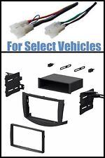 Car Stereo Kit Combo for select 2006 2007 2008 2009 2010 2011 2012 Toyota RAV4