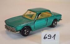 Majorette 1/60 Nr. 235 BMW 3,0 CSI grünmetallic #691