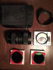 Sigma Art DC 18-35mm f/1.8 AF HSM DC Lens W/ ProMist, 3 & 6 Stop ND Filters