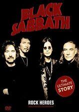 NEW Black Sabbath - Rock Heroes (DVD)