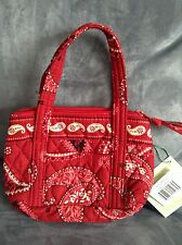 VERA BRADLEY MESA RED BITTY BETSY - BRAND NEW WITH TAGS