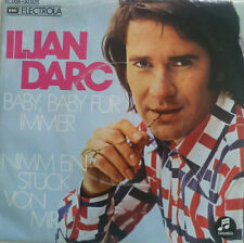"""7"""" 1974 KULT VG+++ ! ILJAN DARC : Baby Baby für immer"""