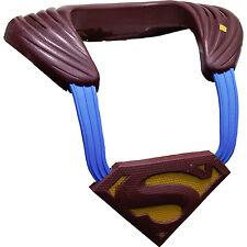 "SUPERMAN RETURNS 2006 ""Fight N Fly FX Cape"" & HEAT VISION Heatset costume parts"