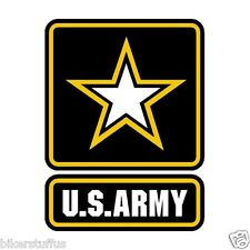 U.S. ARMY LOGO STICKER LAPTOP STICKER TOOLBOX STICKER HELMET STICKER WINDOW
