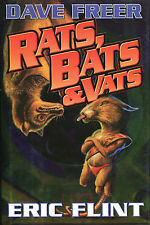 Rats, Bats and Vats by Eric Flint and Dave Freer-1st Ed./DJ-2000