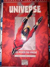 100% Marvel UNIVERSE T 1 Le poids du passé  EO