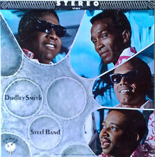 DUDLEY SMITH STEEL BAND - LIVE IN NASSAU BAHAMAS - CARIB LP - STEREO
