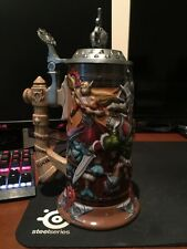 World of Warcraft Blood of Horde The Epic Collection No 1 Limited Edition Stein
