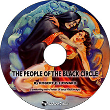 The People of the Black Circle - Unabridged MP3 CD Audiobook in paper sleeve