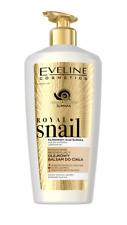 EVELINE ROYAL SNAIL INTENSIVE REGENERATING OIL BODY LOTION BALM 350ml