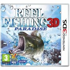Reel fishing paradise 3D 3DS NEUF Version Française ENVOI SUIVI