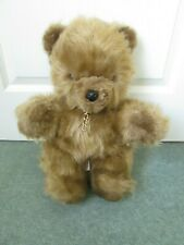 VINTAGE TEDDY BEAR BY REAL SOFT TOYS