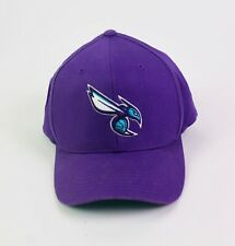 Charlotte Hornets Mitchell & Ness Snapback Cap Hat NBA Basketball Flexfit Used