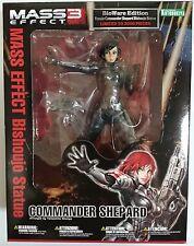 Mass Effect Bishoujo Female Commander Shepard Bioware Limited Edition Kotobukiya