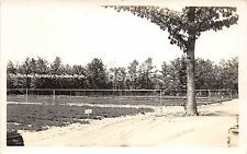 A77/ Wellston Michigan Mi Real Photo RPPC Postcard 1940 Chittendon Nursery