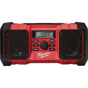 Milwaukee M18 Jobsite Radio, Model# 2890-20