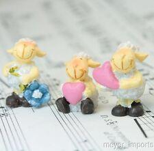 Little Happy Lambs - Set of 4