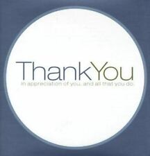 Thank You: In Appreciation of You, and All That You Do (Gift of Inspiration), Za
