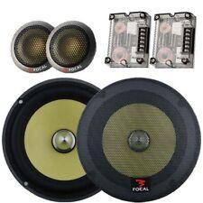 """Focal 165KR2 (160W) 6.5"""" 2-Way Car Speakers AUST WARR"""
