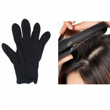 High Temperature Resistant Glove Curling Wand Hair Straightening Iron SI