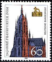 1434 postfrisch BRD Bund Deutschland Briefmarke Jahrgang 1989