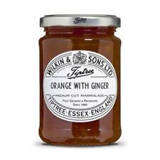 Tiptree English Marmalade, Orange & Ginger Marmalade , (2 Jars x 340g)