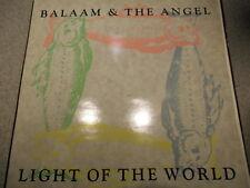 BALAAM & THE ANGEL   LIGHT OF THE WORLD   12 INCH VINYL    477