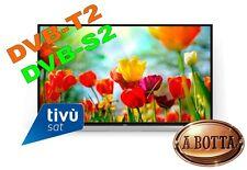"Televisore TV LED HD Ready 39"" AKAI AKTV407 TS SAT TivùSat HD - DVB-T2  DVB-S2"