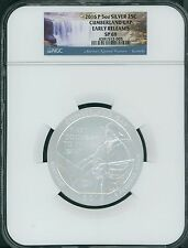 2016-P CUMBERLAND GAP NATIONAL PARK ATB 5 OZ. SILVER NGC SP69 EARLY RELEASES E.R