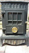 Coalbrookdale gas fire log burner