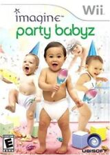 Imagine Party Babyz Baby Daycare Game Nintendo Wii NEW