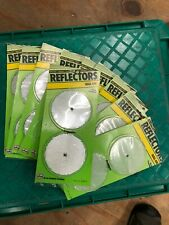 *New* Hy-Ko Cdrf-5 Reflector (10 Packs Of 2) (Pack of 20)