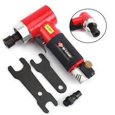 1/4'' Air Pneumatic Right Angle Die Grinder Polisher Pneumatic Grinding Tool