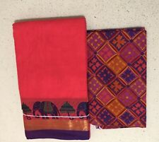 Cotton Saree, Indian Wear